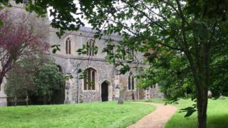 St Laurence's Church, Foxton