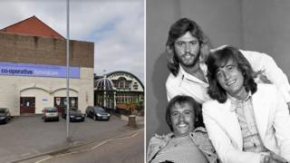 The Gaumont/Bee Gees