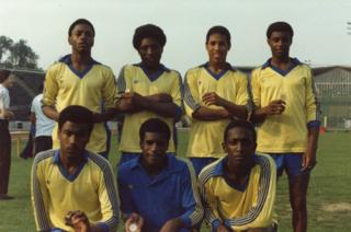 Stowe Club for Boys football team