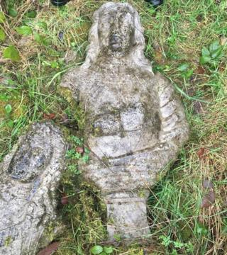 Stolen statues of King Billy and Oliver Cromwell found