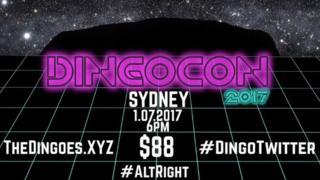 An ad for DingoCon