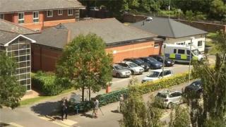 Wotton Lawn Hospital in Gloucester