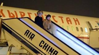 Сапардын алкагында Президент Алмазбек Атамбаев Кытай Эл Республикасынын Төрагасы Си Цзиньпин менен жолугушат