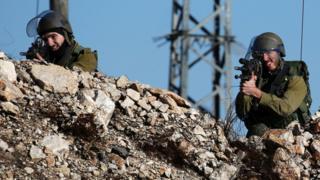 جنديان إسرائيليان
