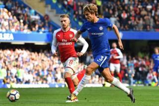 Chelsea na Arsenal nta numwe yashoboye kuronka igitsindo