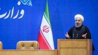 رئیس جمهوری ایران: قبر خواب را کمترشنیده بودیم