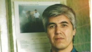 Мухаммад Бекжанов