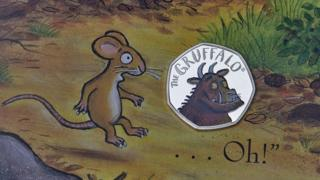 Special illustration released to mark 20 years since the Gruffalo was created.