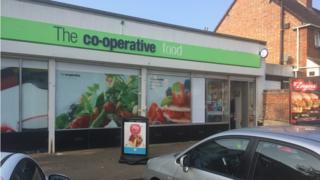 Co op, Water Eaton Road