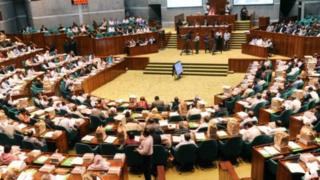 জাতীয় সংসদের অধিবেশন--ফাইল ফটো