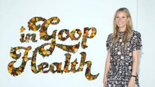 "Gwyneth Paltrow at ""In Goop Health"""