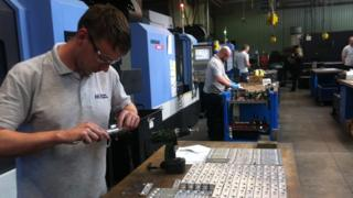 McAuley Precision and McAuley Fabrication are expanding resulting in the creation of the skilled manufacturing jobs