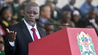 tanzanie,magufuli,police,opposition