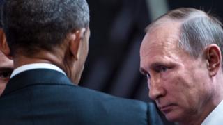 Obama ve Putin