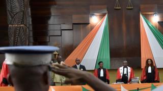 Dans ce procès pour complot contre l'autorité de l'Etat, trois de ses co-accusés ont été condamnés à la même peine.