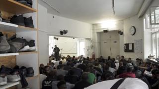 Помещение для молитв в Берлине