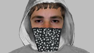 Northamptonshire Police e-fit.
