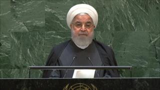 روحانی در سازمان ملل: هرگز با سلاح فقر و فشار و تحریم تسلیم نخواهیم شد