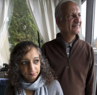 Suman y Manjit Virk