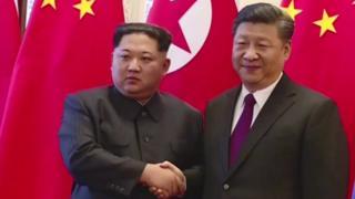 မြောက်ကိုရီးယားအပေါ် တရုတ်ရဲ့ လွှမ်းမိုးမှု