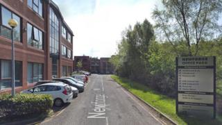 WDR & RT Taggart's headquarters are in Newforge Lane in Belfast