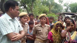 यूपी के सुल्तानपुर में जातीय संघर्ष में एक की मौत