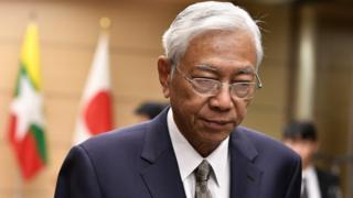 틴 초(71) 미얀마 대통령이 사임했다. 그는 2016년 3월부터 제9대 미얀마 대통령으로 당선됐다