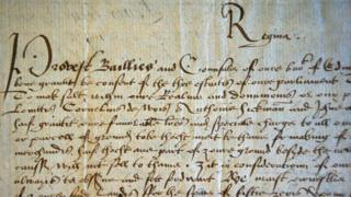 Mary Queen of Scots documents found at Museum of Edinburgh