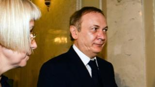 Юрия Иванющенко считают приближенным экс-президента Виктора Януковича