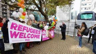 В Кройдоне приветствуют детей