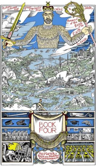 Print of Lanark cover