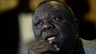 Morgan Tsvangirai