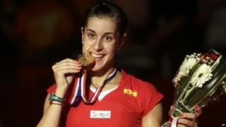 Carolina Marin, 16 Aug 15