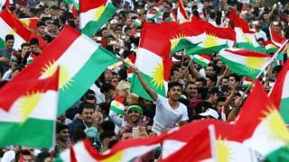 هناك حماس في كردستان العراق لإجراء الاستفتاء