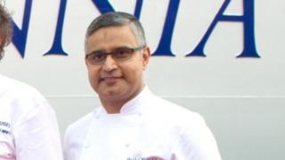 Atul Kocchar adalah chef kelahiran India kedua yang mendapatkan bintang Michelin.