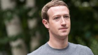 Mwanzilishi wa mtandao wa Facebook Mark Zuckerberg