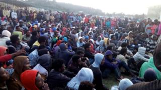Barattoota Oromoo Yunvarsitii Dabrebirhaan
