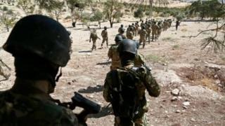 'Yan tawaye a Idlib na shiryawa harin da dakarun gwamnati za su kai