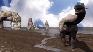 Sauropod (c) BBC Earth