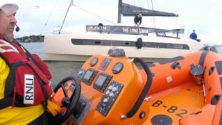 Poole Lifeboat volunteers attend incident