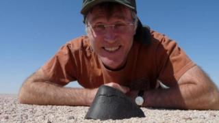 The man who owns 1,000 meteorites