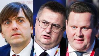 Новые министры