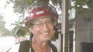 Steve Bush, người gốc Nottinghamshire, Anh quốc, sống ở Việt Nam được 10 năm