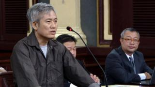 Năm 2018, một tòa án ở Việt Nam đã bỏ tù năm nhà hoạt động đến 15 năm, sau khi cáo buộc họ âm mưu lật đổ chính quyền nhà nước - một tội danh thường bị các nhà quan sát nhân quyền cho là là mơ hồ.