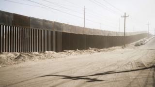 Frontera entre México y EE.UU.