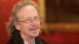 Nobel Literature Prize judges defend controversial award for Peter Handke