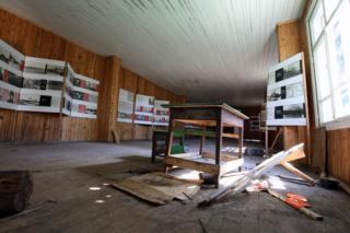 Museo abandonado de Mudyug (Foto: Kirill Iodas)