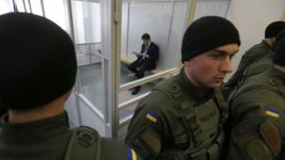 Роман Насіров у суді