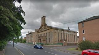 St Mary's Calton