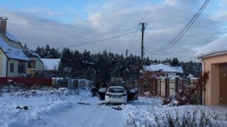 Перестрелка произошла в селе Княжичи Броварского района